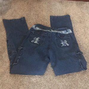RocaWear Cargo Jeans (Size 7)